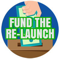Help Fund the 2019 HCM Re-Launch